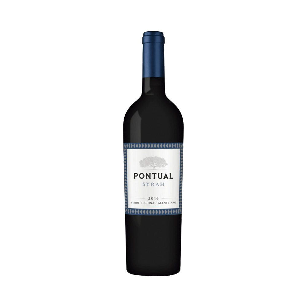 Pontual Syrah - Red Wine