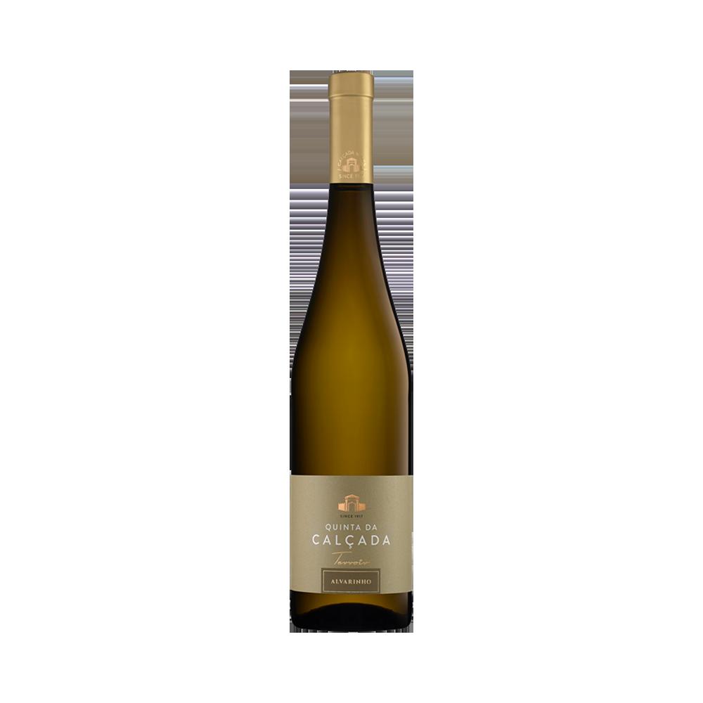 Quinta da Calçada Alvarinho Terroir - Vino Blanco