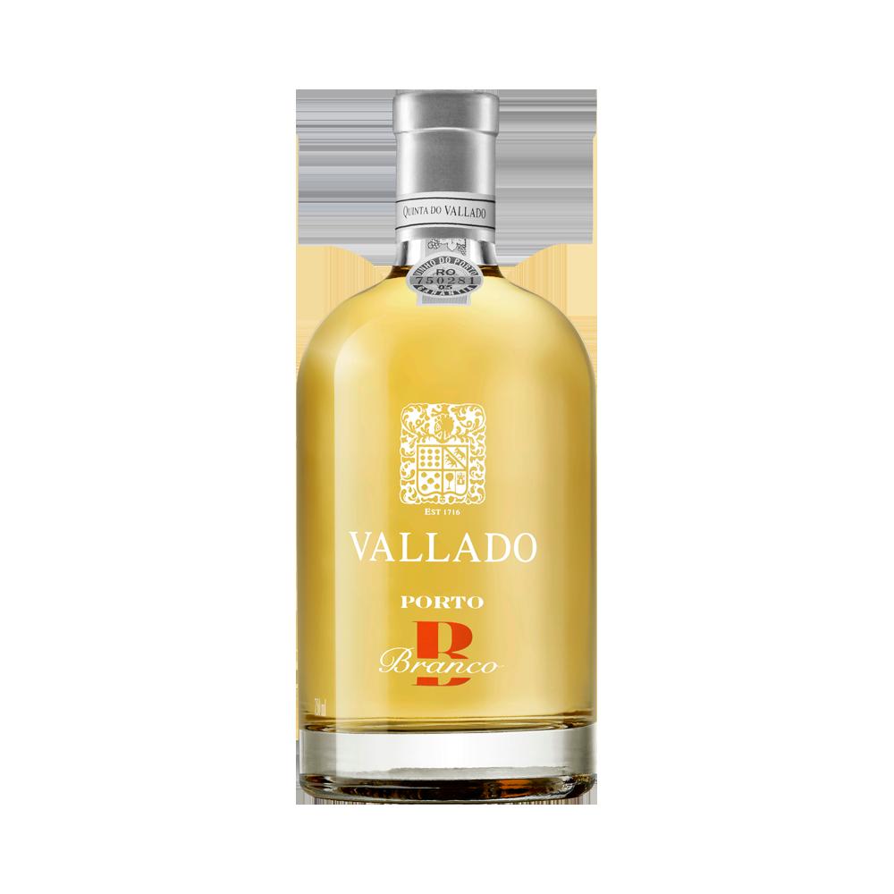 Vin de Porto Quinta do Vallado White - Vin Fortifié