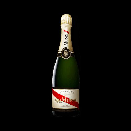 Mumm Cordon Rouge Brut - Vin Pétillant