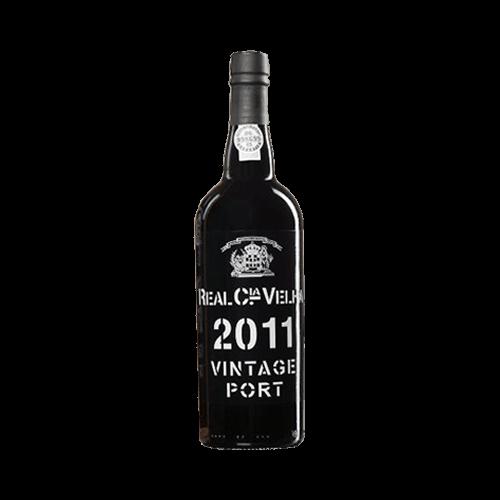 Portwein Real Companhia Velha Vintage 2011 - Dessertwein
