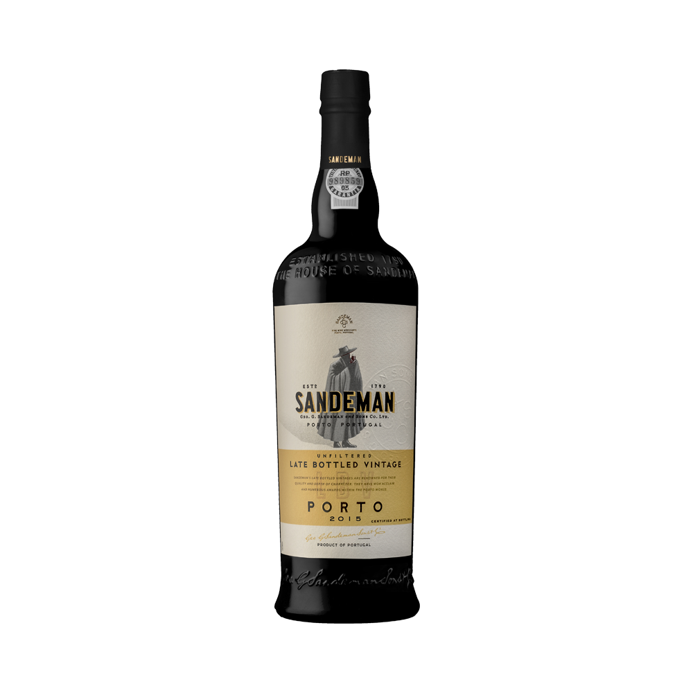 Port wine Sandeman LBV - Fortified Wine