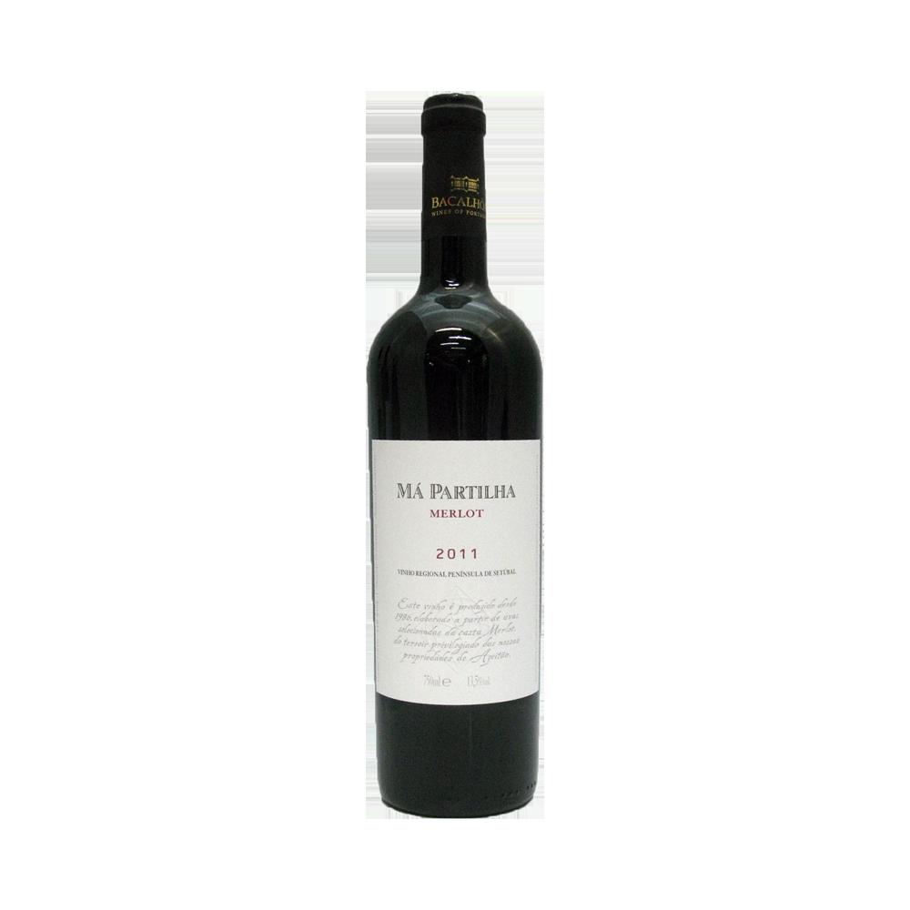 Má Partilha - Red Wine