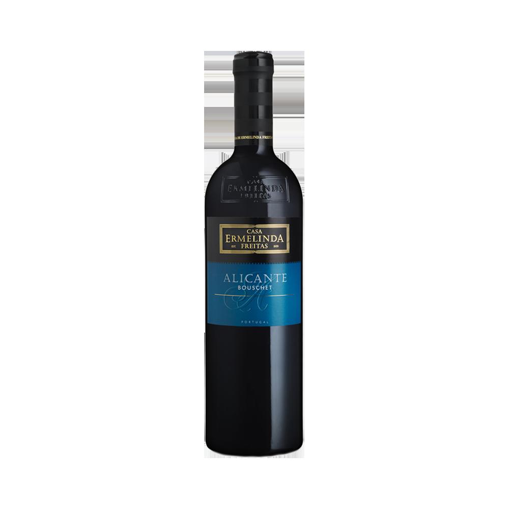 Casa Ermelinda Freitas Alicante Bouschet - Rotwein