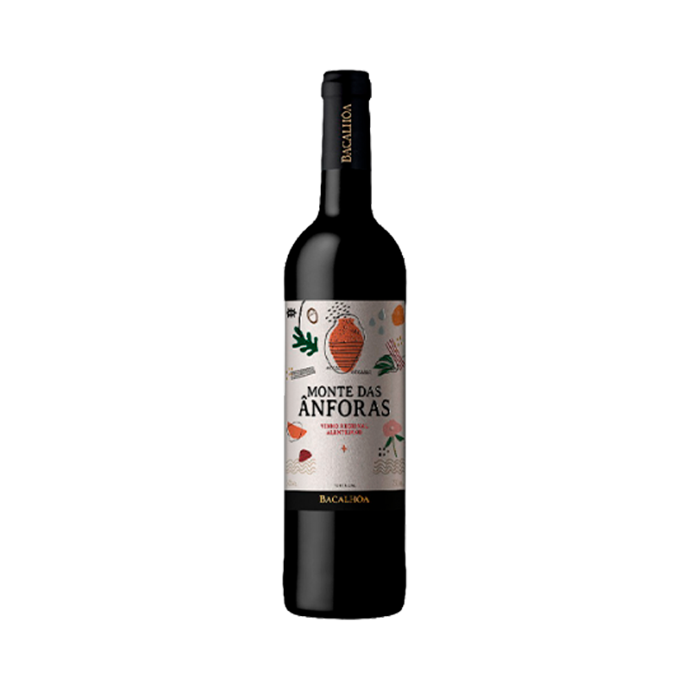 Monte das Anforas - Red Wine