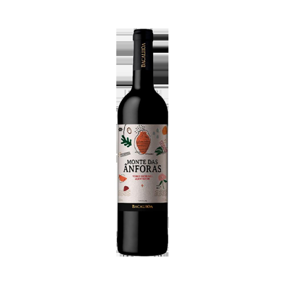 Monte das Anforas - Rotwein