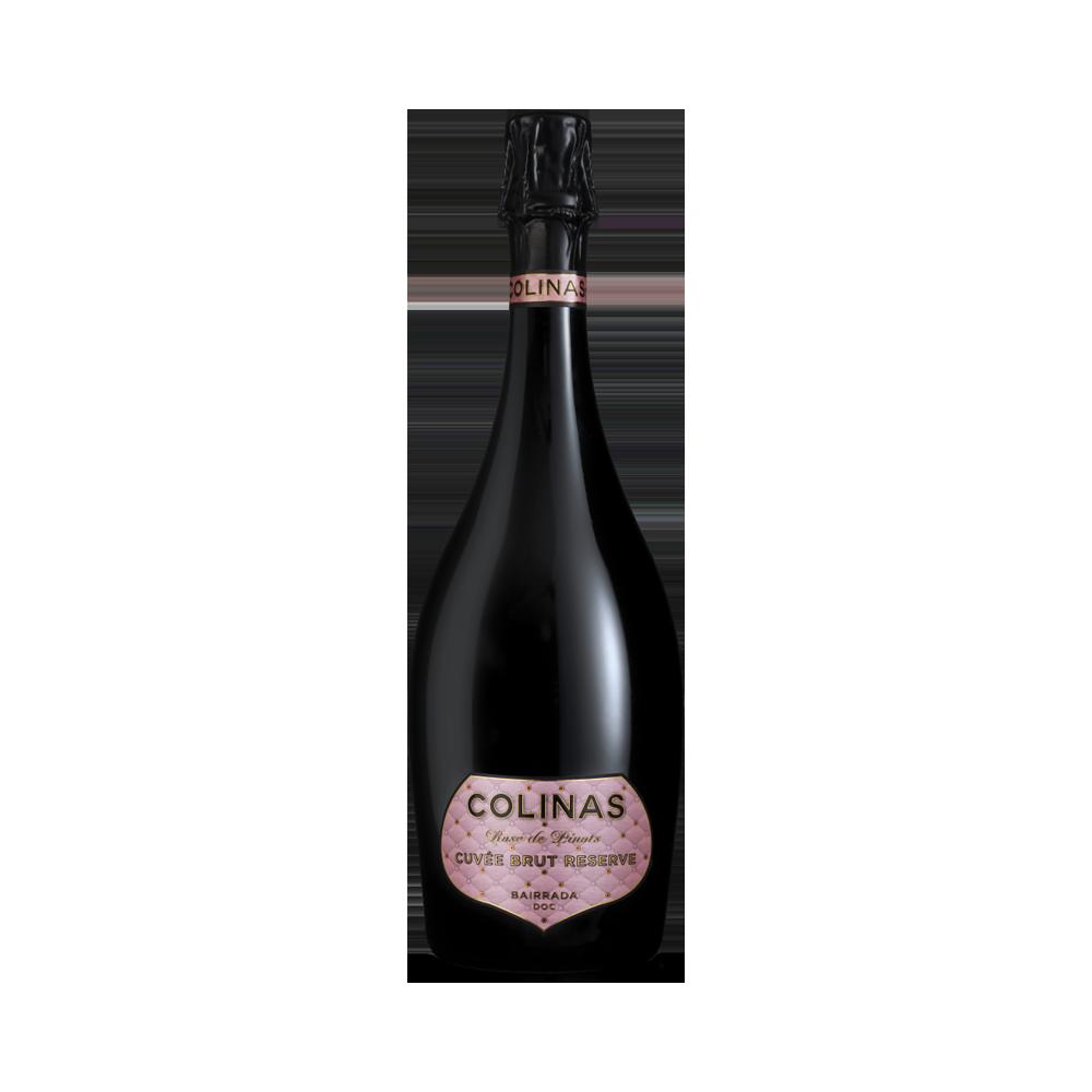 Colinas Brut Rose - Vino Espumoso