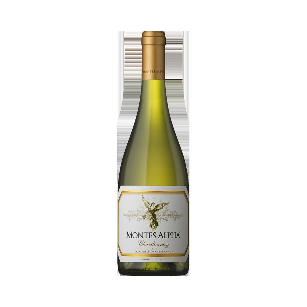 Montes Alpha Chardonnay - White Wine