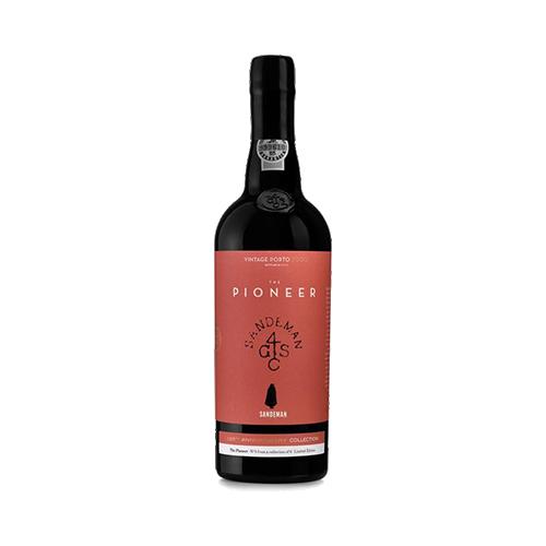 Vin de Porto Sandeman Pioneer Vintage 2000 - Vin Fortifié