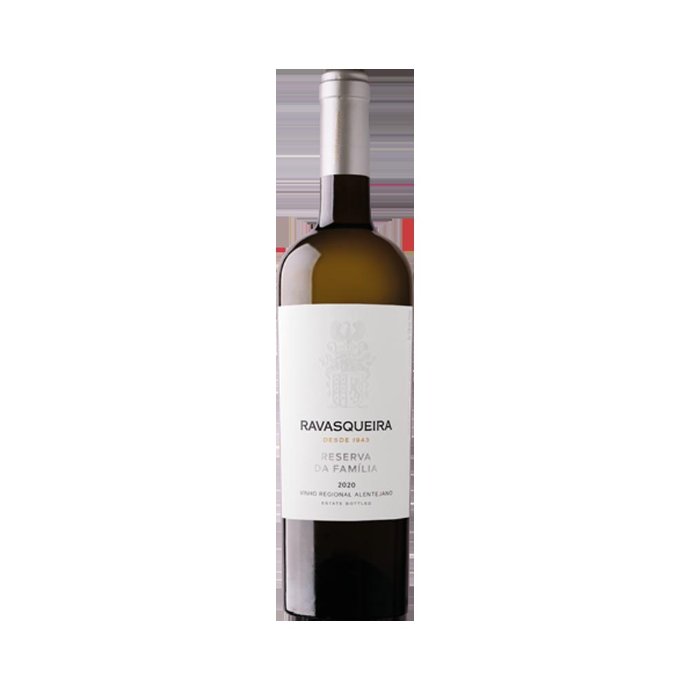 Monte da Ravasqueira Reserva da Familia - White Wine