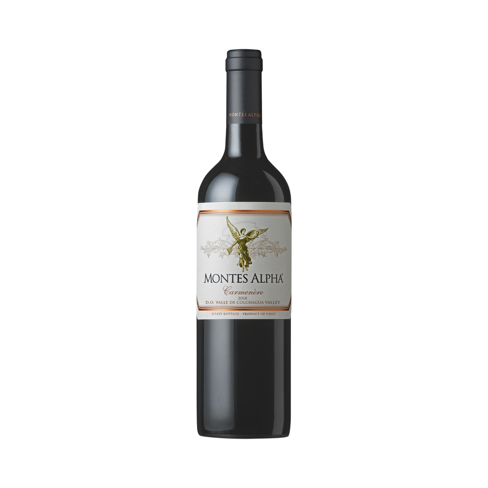 Montes Alpha Carmenere Red Wine