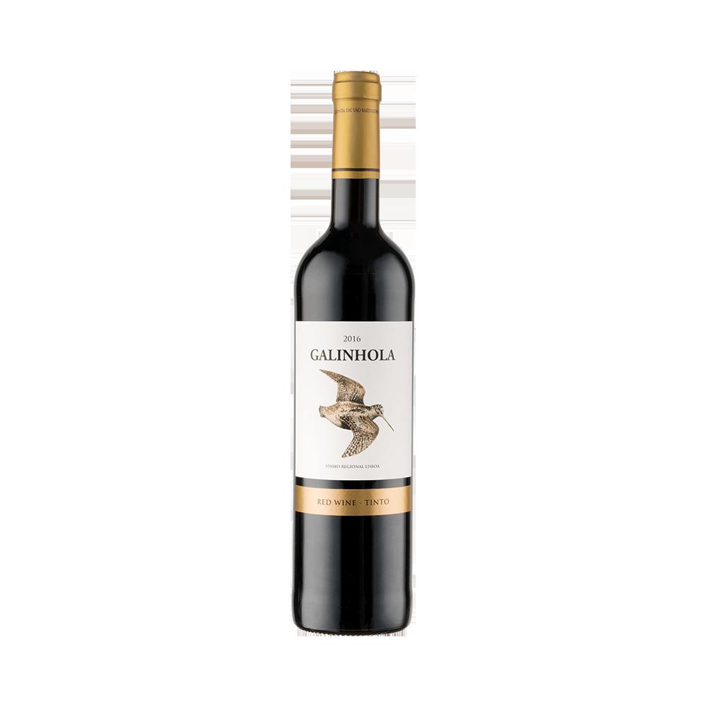 Galinhola Red Wine
