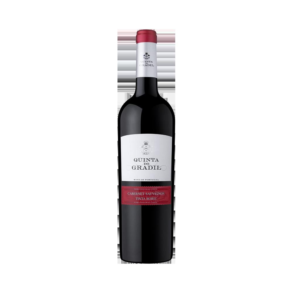Quinta Do Gradil Cabernet Sauvignon E Tinta Roriz Vin Rouge