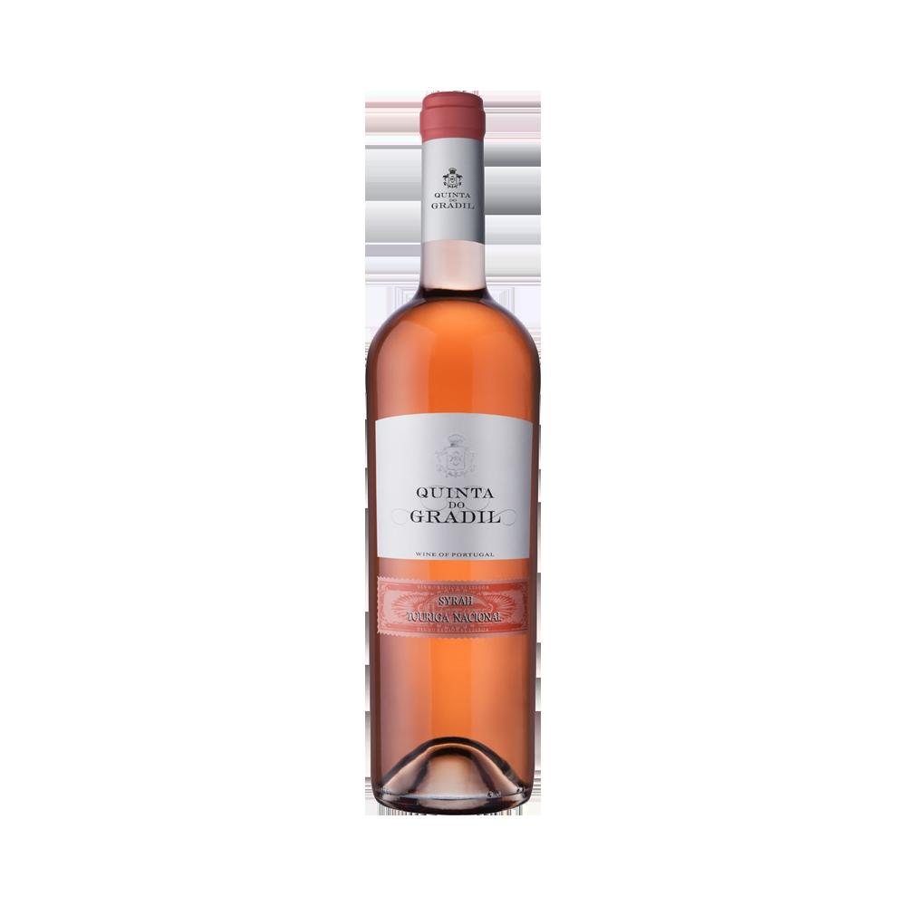 Quinta do Gradil Syrah e Touriga Nacional Vin Rosé