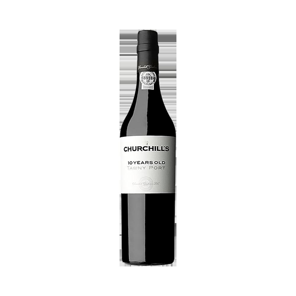 Portwein Churchills 10 Years 500ml - Dessertwein