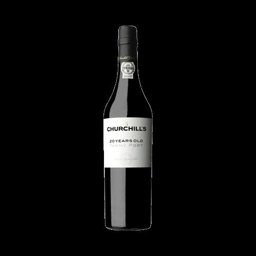Portwein Churchills 20 Years 500ml - Dessertwein