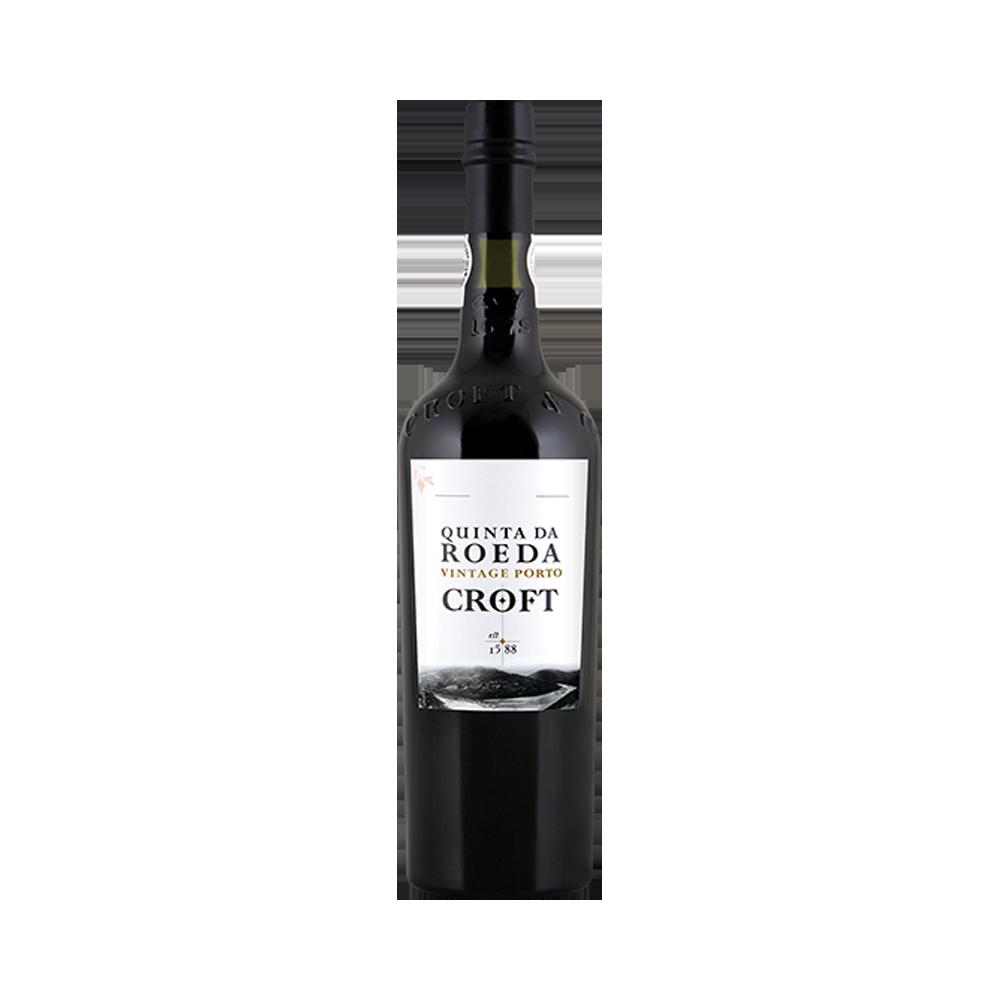 Vin de Porto Croft Quinta Roeda Vintage 2015 - Vin Fortifié