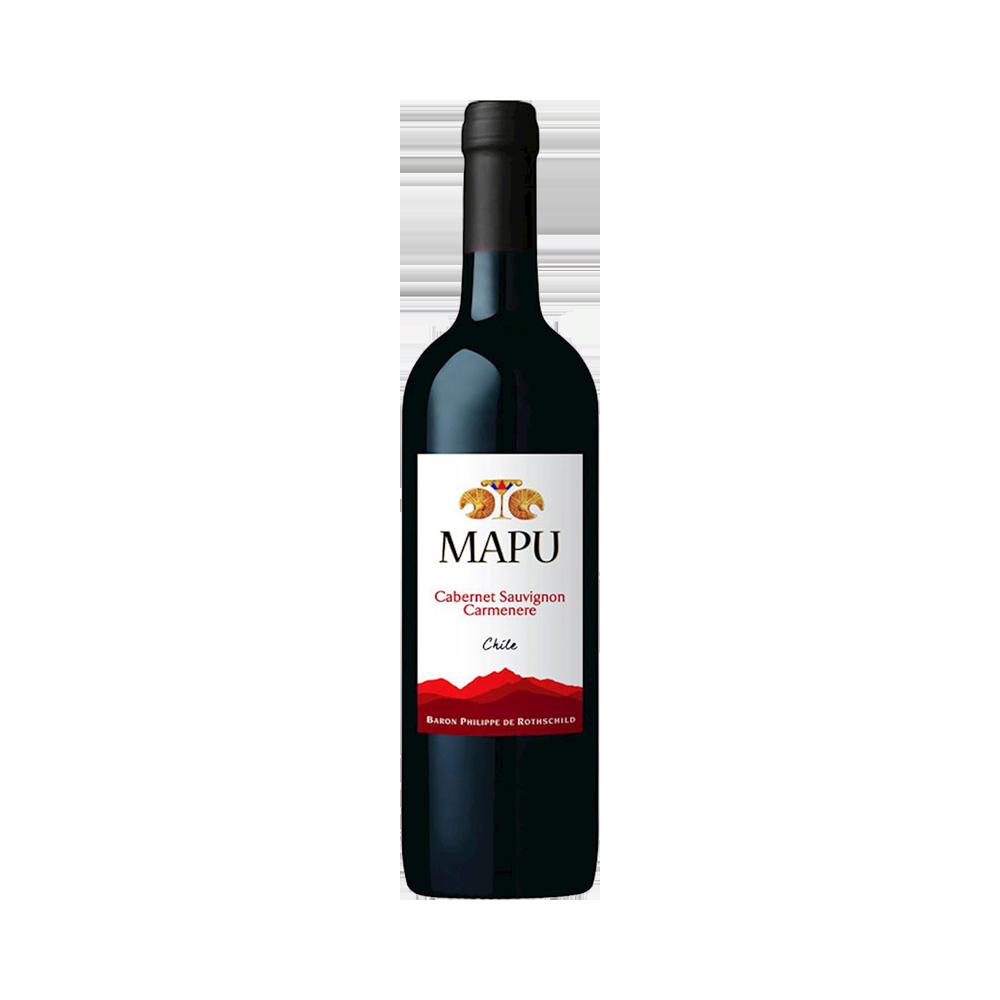 Mapu Cabernet Carmenere - Vino Rosso
