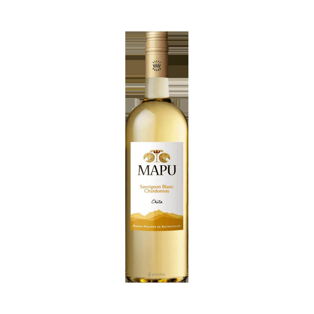 Mapu Sauvignon Chardonnay - Vino Blanco