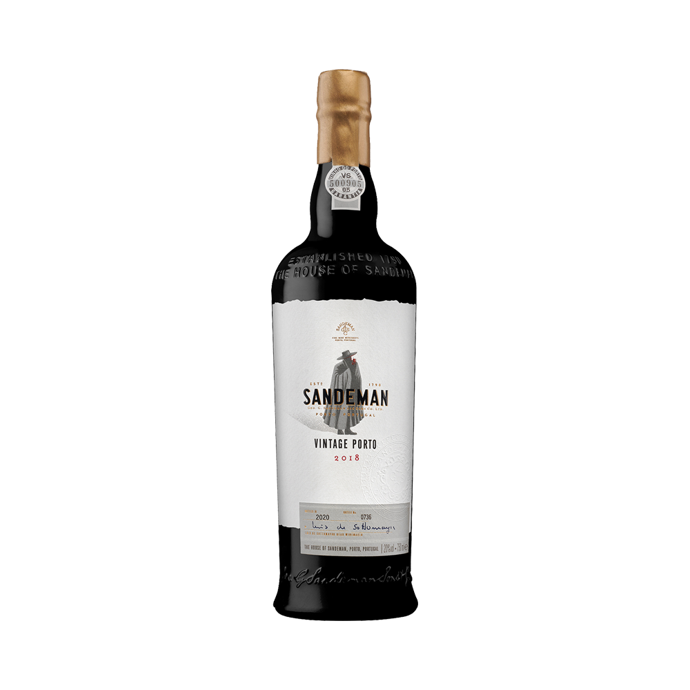 Vin de Porto Sandeman Vintage 2016 - Vin Fortifié