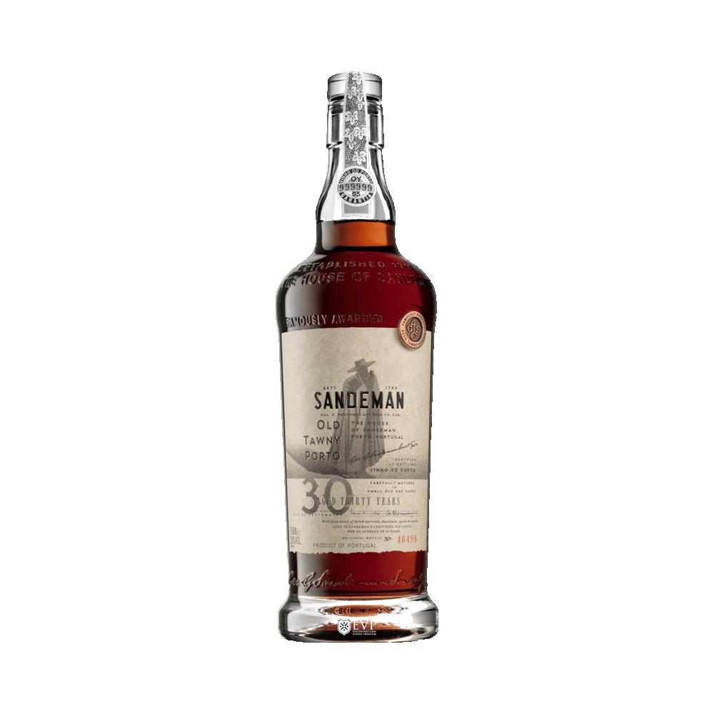 Vin de Porto Sandeman Vintage Quinta do Seixo 2015 - Vin Fortifié