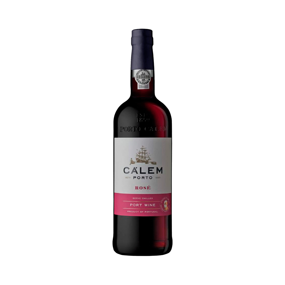 Port wine Calem Rosé Fortified Wine