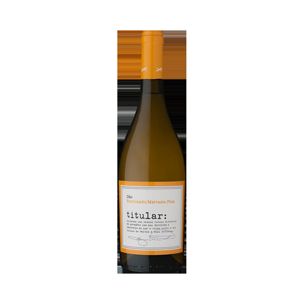 Titular Encruzado Malvasia Fina Weißwein