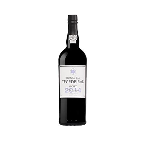 Vin de Porto Quinta das Tecedeiras Vintage - Vin Fortifié