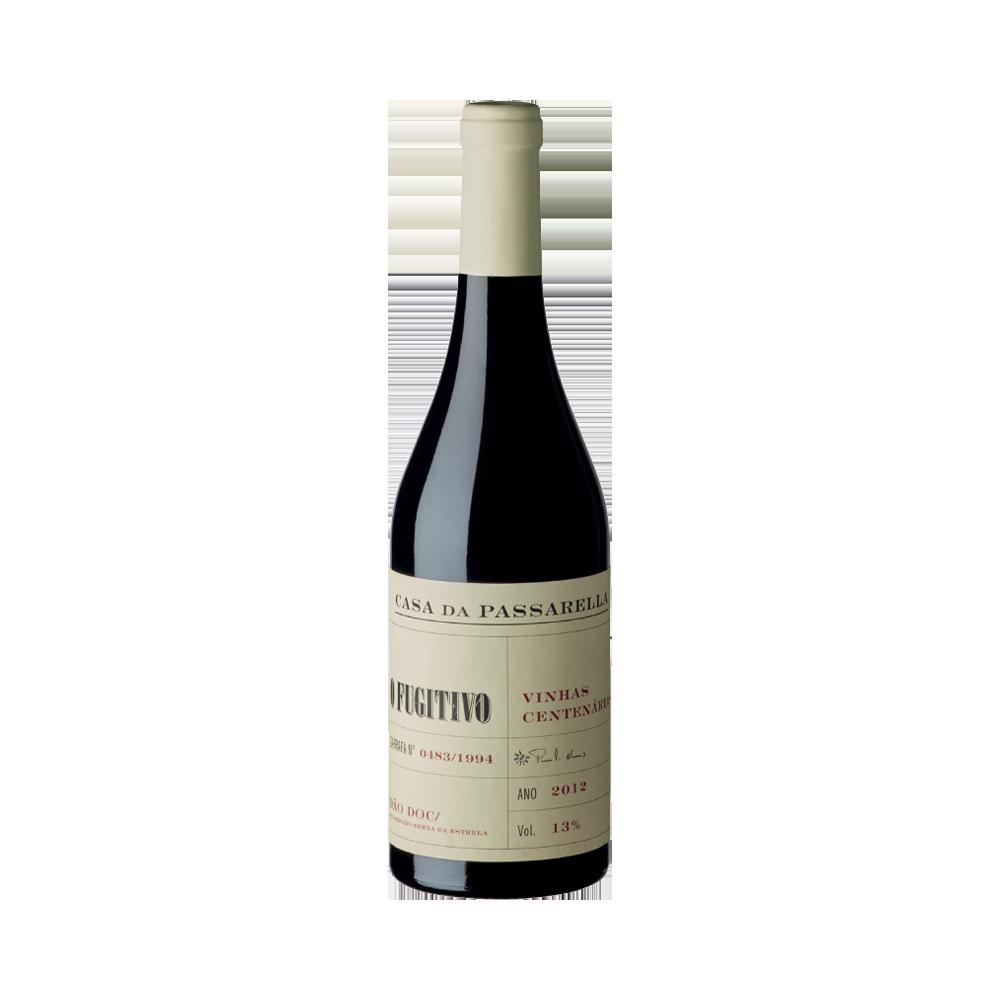 Casa da Passarella O Fugitivo - Red Wine