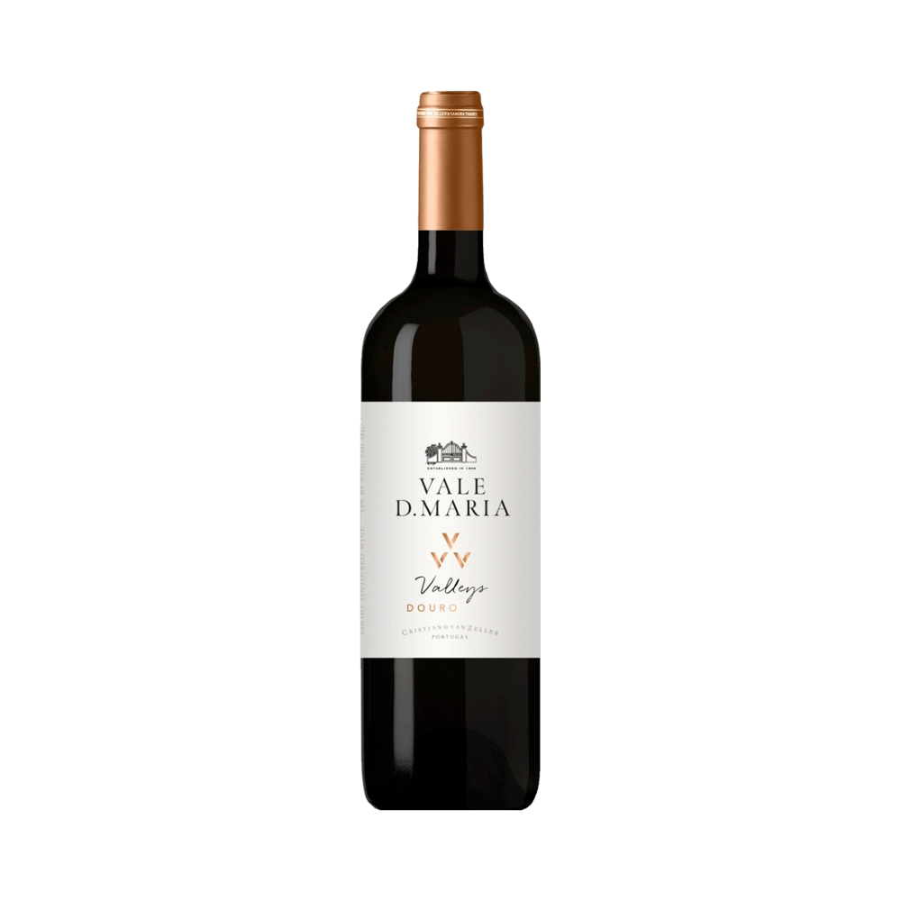 Vale Dona Maria Vvv Valleys - Vin Rouge