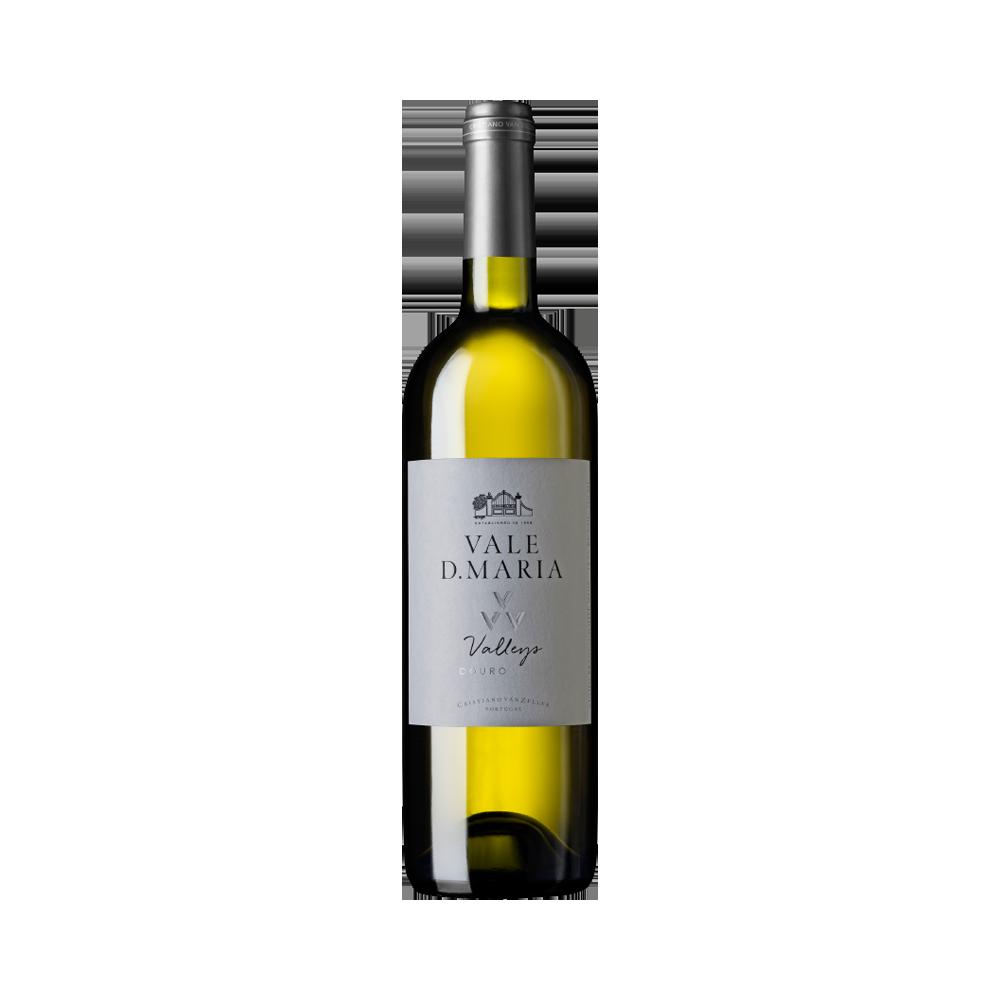 Vale Dona Maria Vvv Valleys Vin Blanc