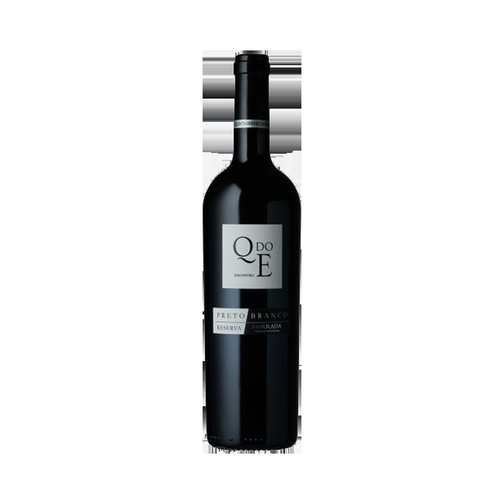 Encontro Preto / Branco - Red Wine
