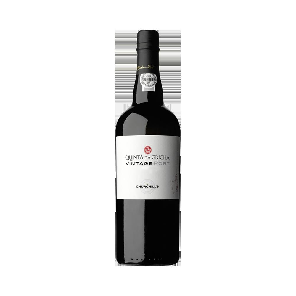 Vin de Porto Quinta da Gricha Vintage 2013 Vin Fortifié