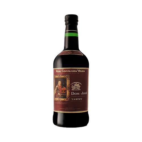 Vin de Porto Real Companhia Velha Dom José Tawny - Vin Fortifié