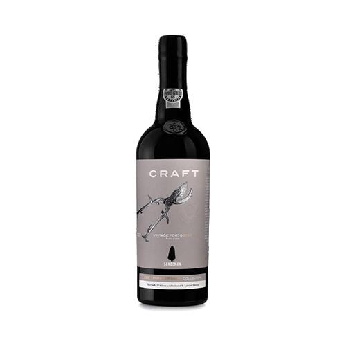Vin de Porto Sandeman Craft Vintage 2000 - Vin Fortifié