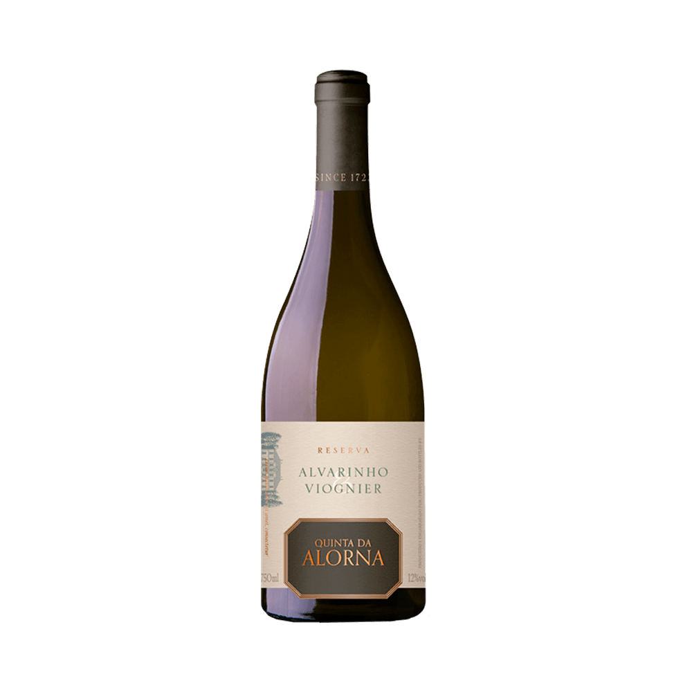 Quinta da Alorna Reserva Alvarinho e Viognier - Vin Blanc
