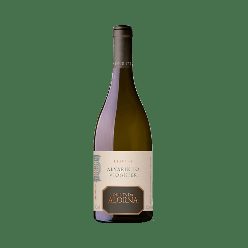Quinta da Alorna Reserva Alvarinho e Viognier - Weißwein