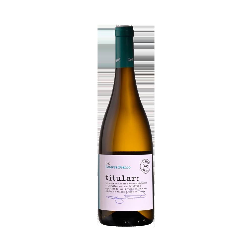 Titular Encruzado - Vino Blanco