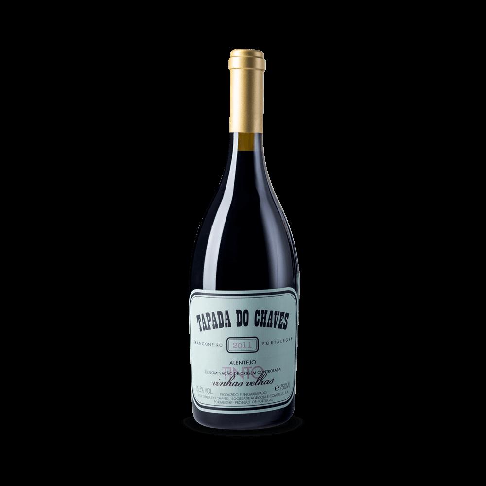 Tapada do Chaves Vinhas Velhas Vin Rouge