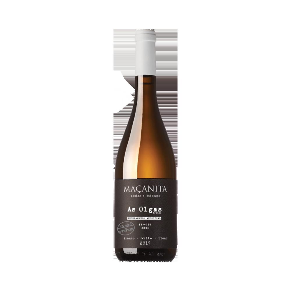 Maçanita As Olgas - Vin Blanc