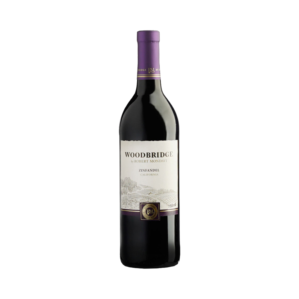 Woodbridge Robert Mondavi Zinfandel Red Wine