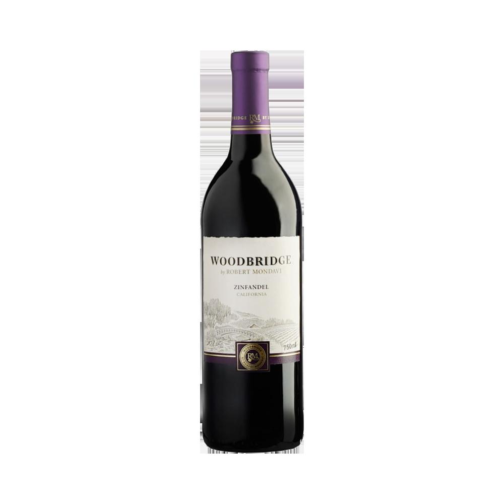 Woodbridge Robert Mondavi Zinfandel - Vin Rouge