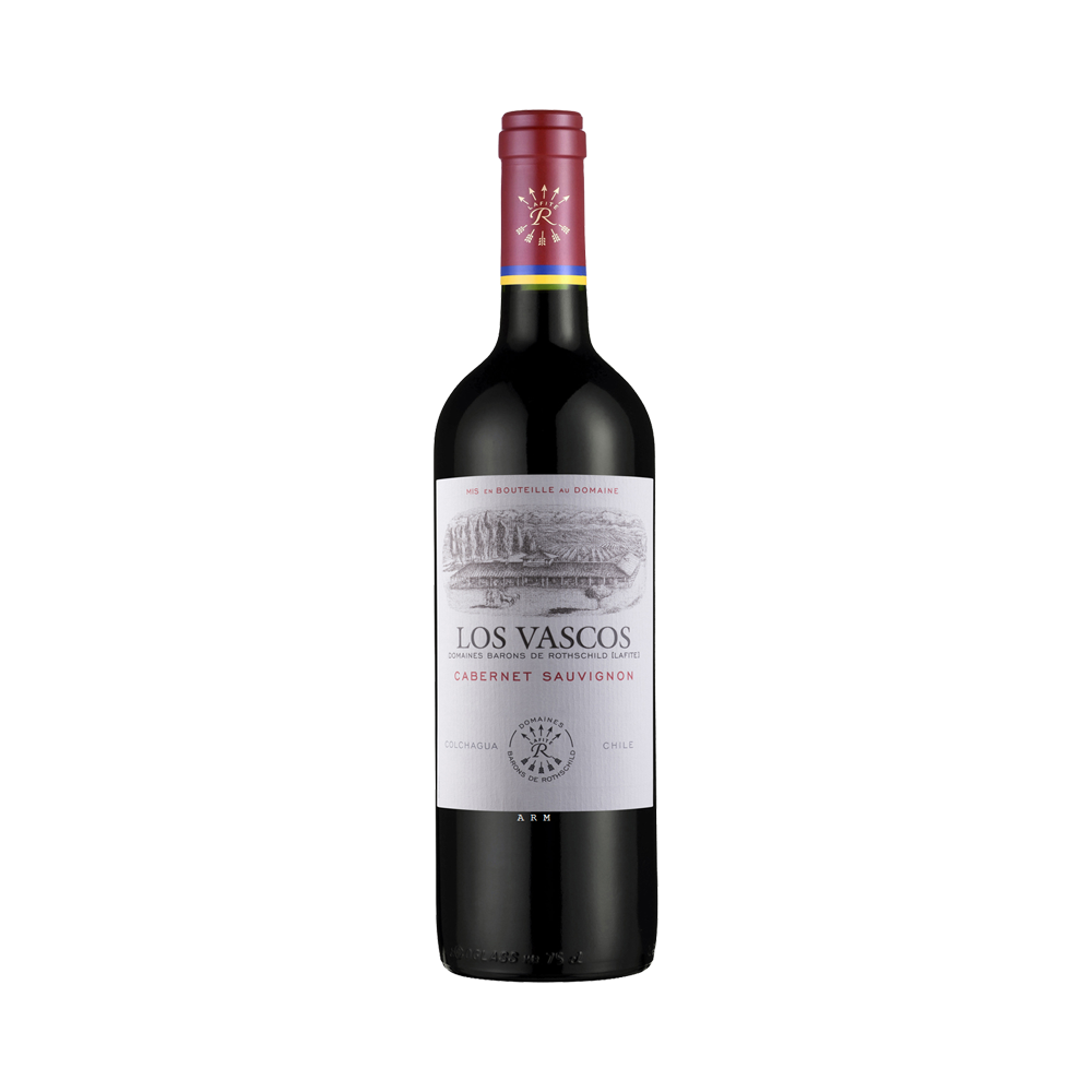 Los Vascos Cabernet Sauvignon - Vino Tinto