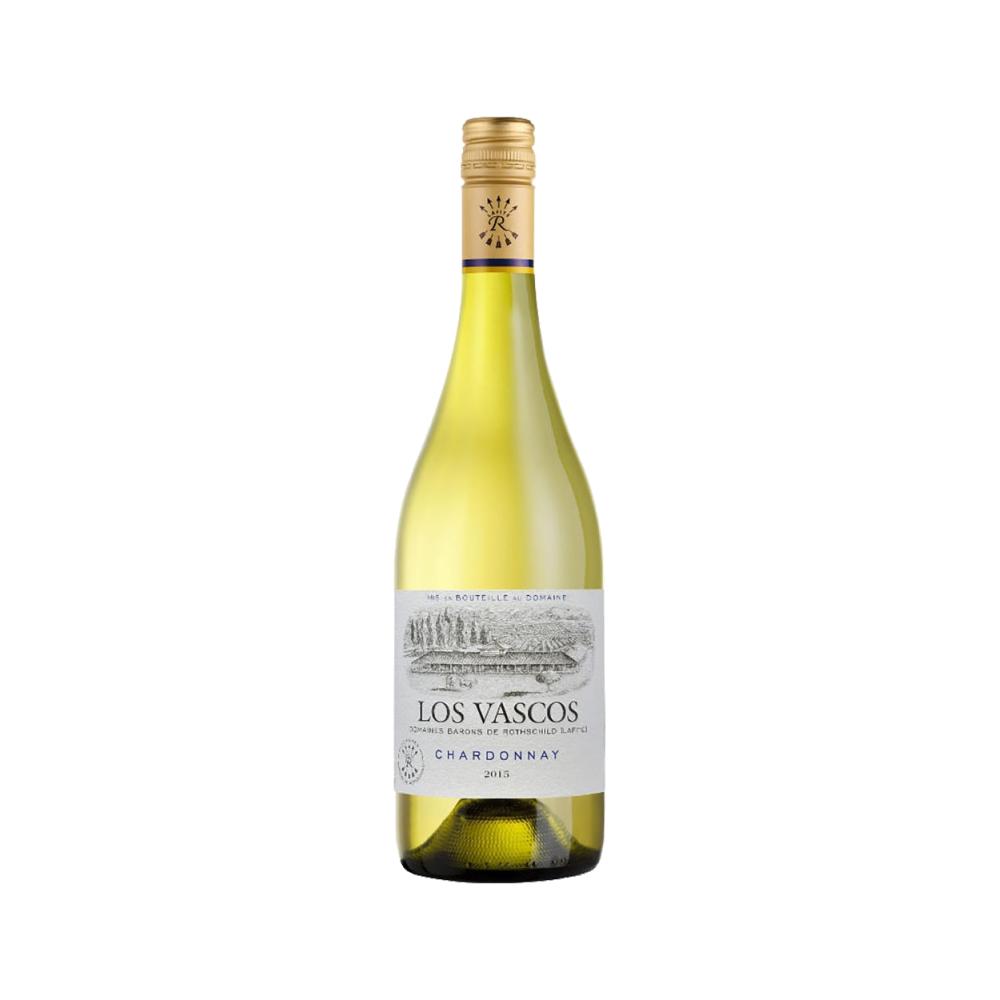 Los Vascos Chardonnay - Vino Blanco