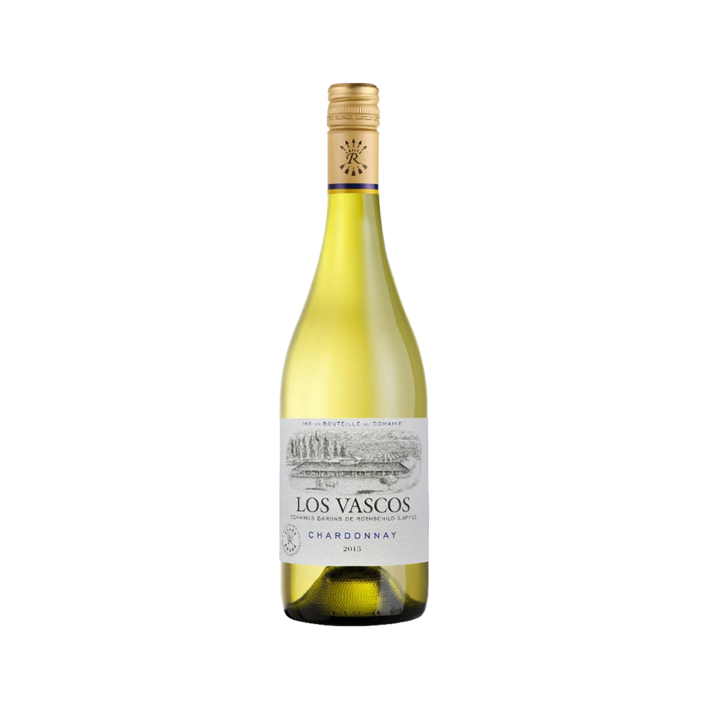 Los Vascos Chardonnay - Vin Blanc
