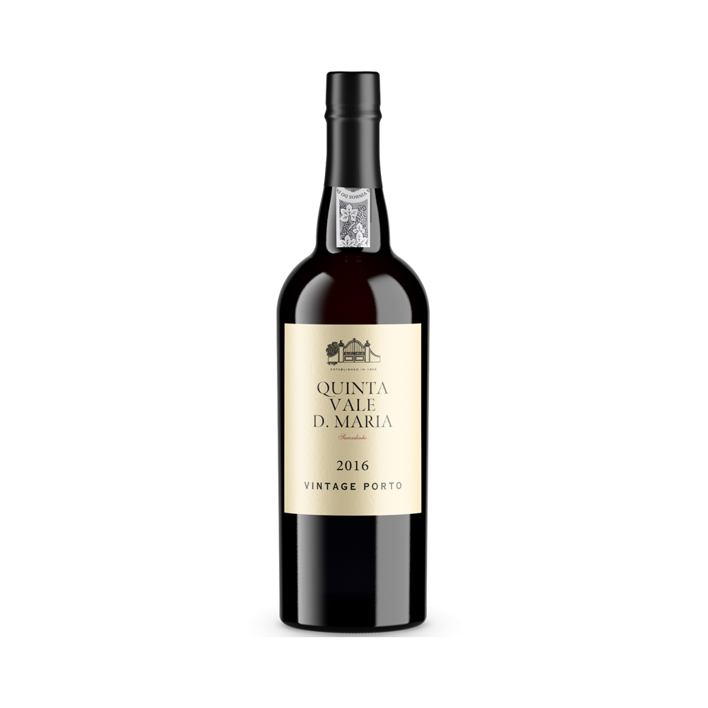 Port wine Quinta Vale Dona Maria Vintage 2016 - Fortified Wine