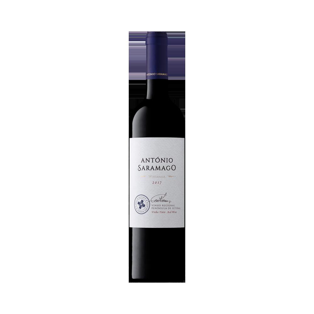 Antonio Saramago Vin Rouge