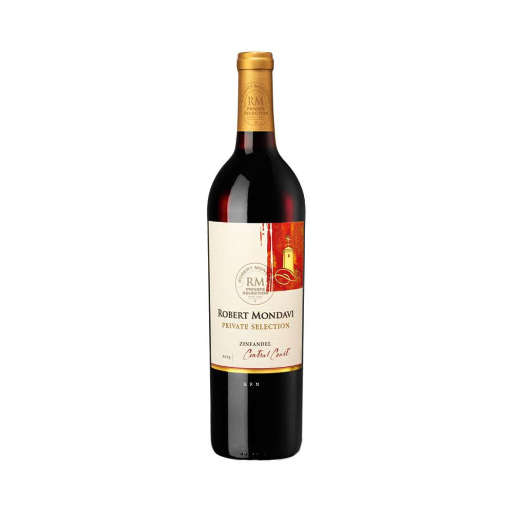 Robert Mondavi Private Selection Zinfandel - Vino Tinto