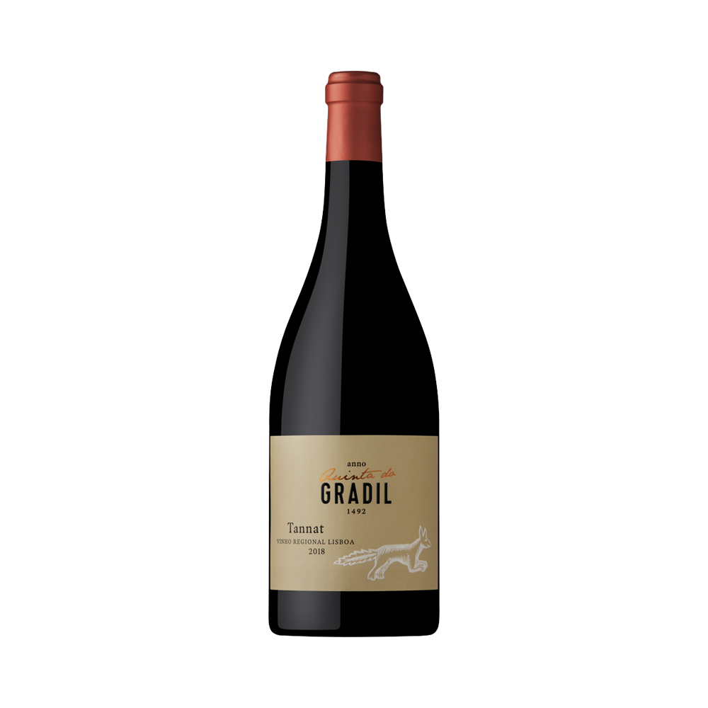 Quinta Do Gradil Tannat - Vin Rouge