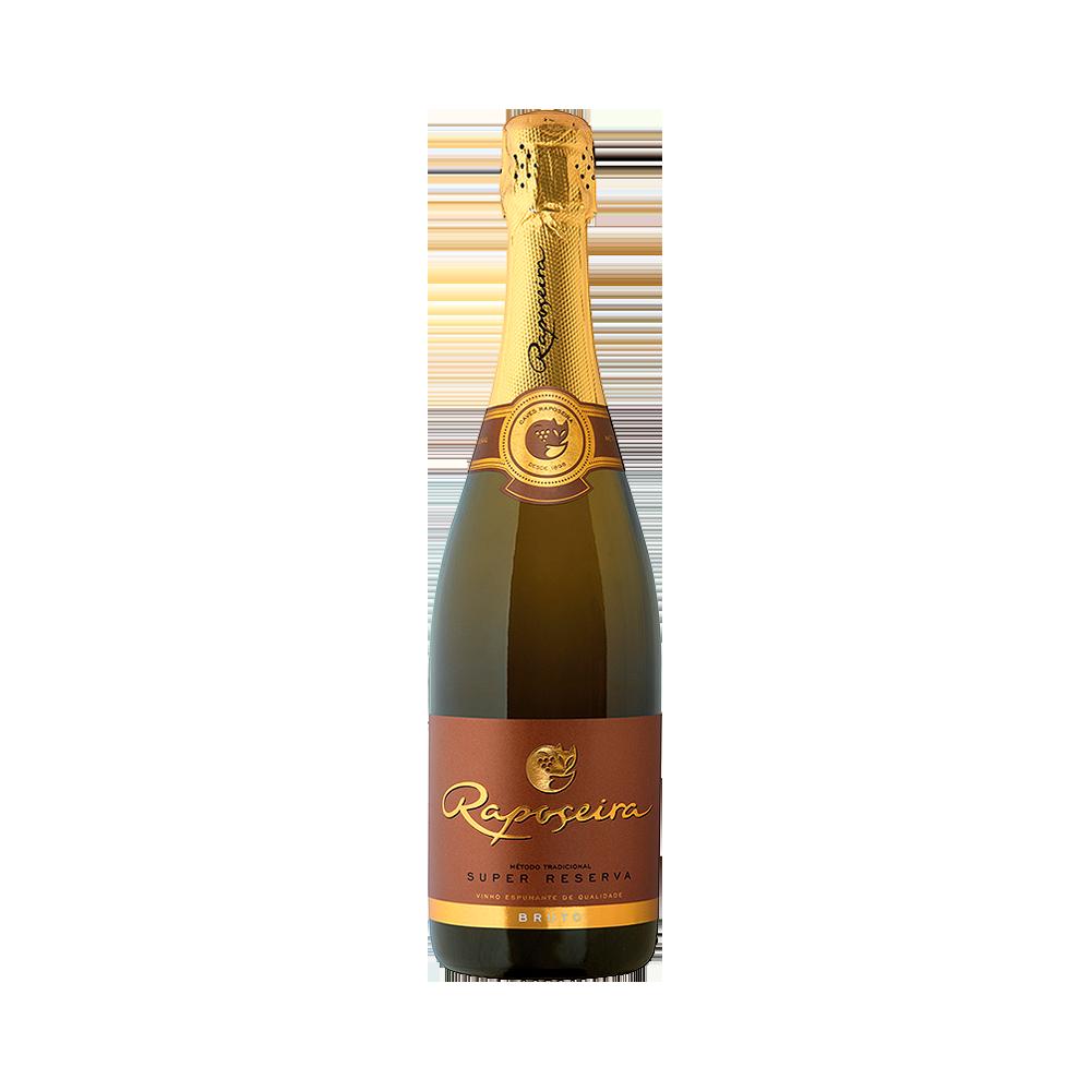 Raposeira Super Reserve Brut - Sparkling Wine
